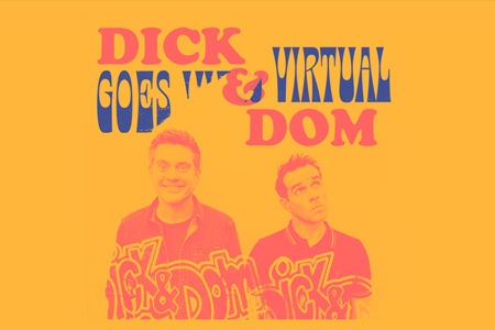 Dick and Dom Goes Virtual! Image