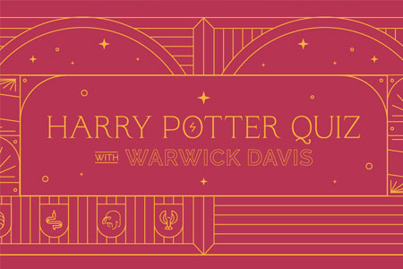 Virtual Harry Potter Quiz with Warwick Davis Image